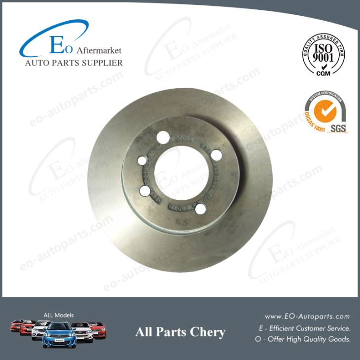 Disc Brake Rotors Front T11-3501075 for Chery T11 / Tiggo / MVM X33