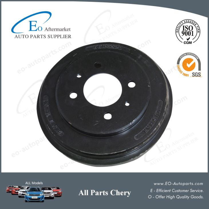 Disc Brake Rotors Rear T11-3502075 for Chery Tiggo / T11 / MVM X33