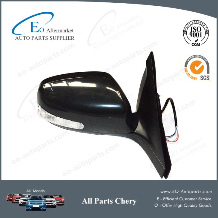 Rearview Mirror L T11-8202010-DQ Side View Mirrors Chery T11/Tiggo
