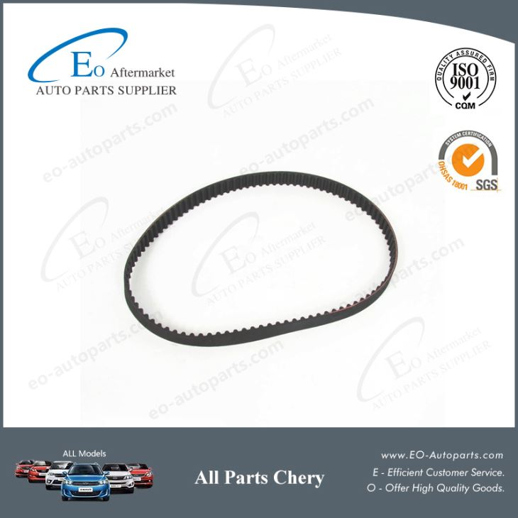 Rubber Timing Belts 477F-1007073 for Chery A13/Forza/Bonus/MVM 315