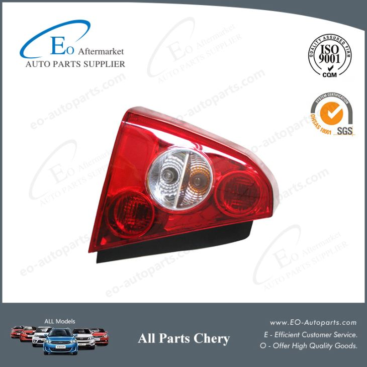 Rear Lights Tail Lamps A21-3773010 for Chery A5/A21/MVM 520/Fora/Elara