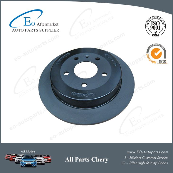 Wholesales Chery Parts Brake Disc Rear B11-3502075 for Chery B11 Eastar