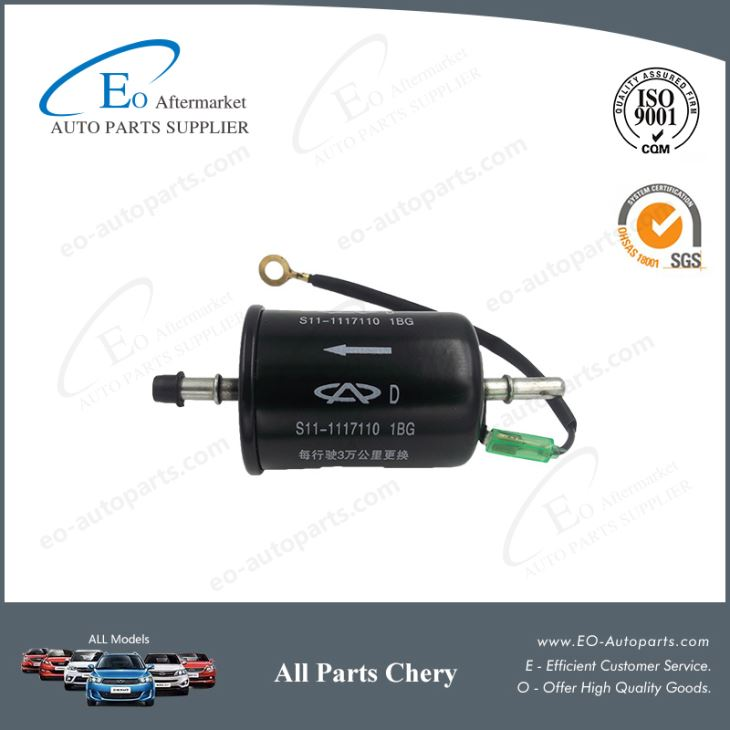 Good Quality Chery Fuel Filters S11-1117110 for Chery B11 Eastar
