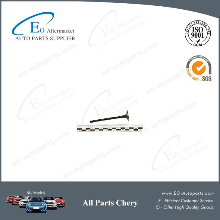 Hot Sale Parts Chery Intake Valve 481H-1007011BA for Chery B11 Eastar