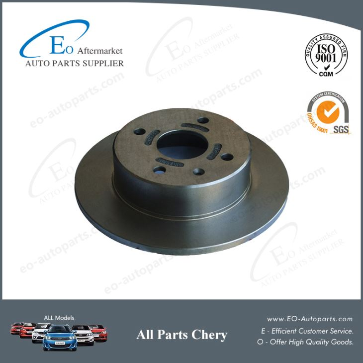 Wholesales Brake Disc Rear B14-3502075 for Chery B14 Cross Eastar V5