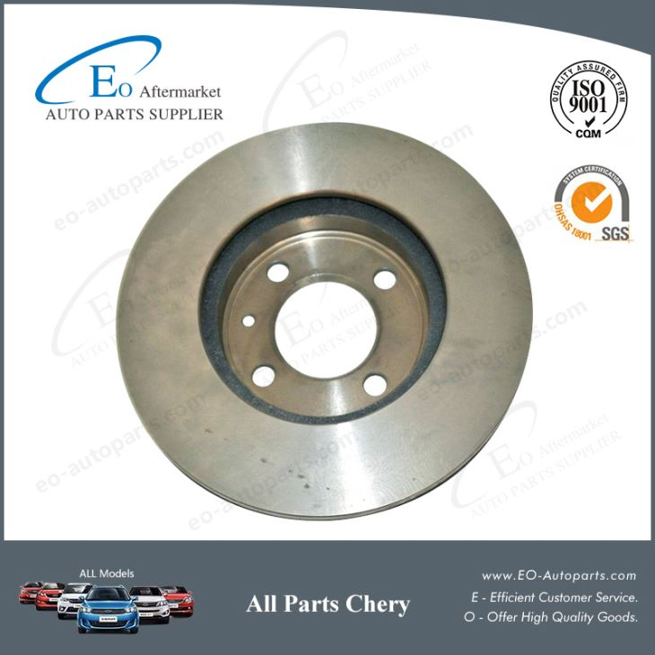 Wholesales Brake Disc Rear S18D-3502075 for Chery S18D Indis