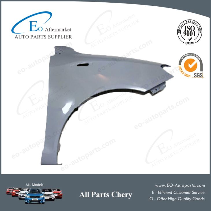 Factory Fender Assy Front A13-8403101-DY A13-8403102-DY For Chery A13 Bonus