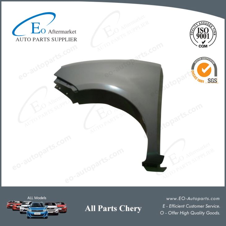Car Fender Assy Front S18D-8403100-DY S18D-8403200-DY For Chery S18D Indis