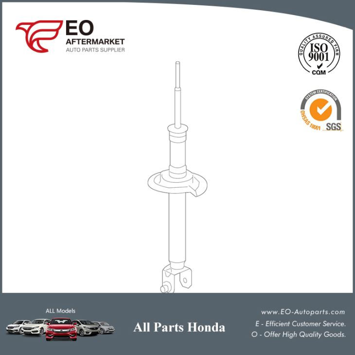 Honda A12 Service >> Rear Shock Absorber Unit For 2016 17 Honda Accord Coupe Ex Lx S