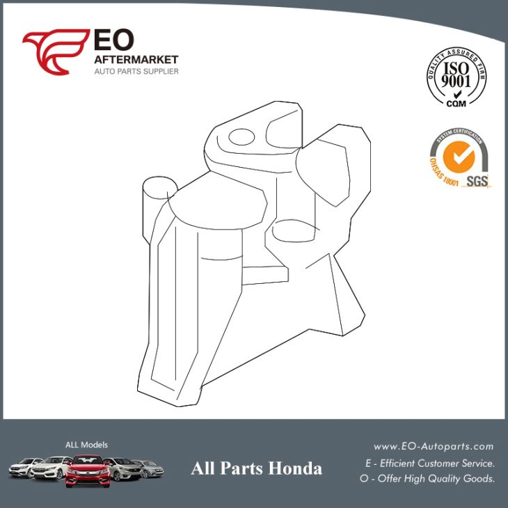Cushion Assy -mounting Side For Honda 2015-16 5-DOOR EX EX-L 50820-T1W-A01