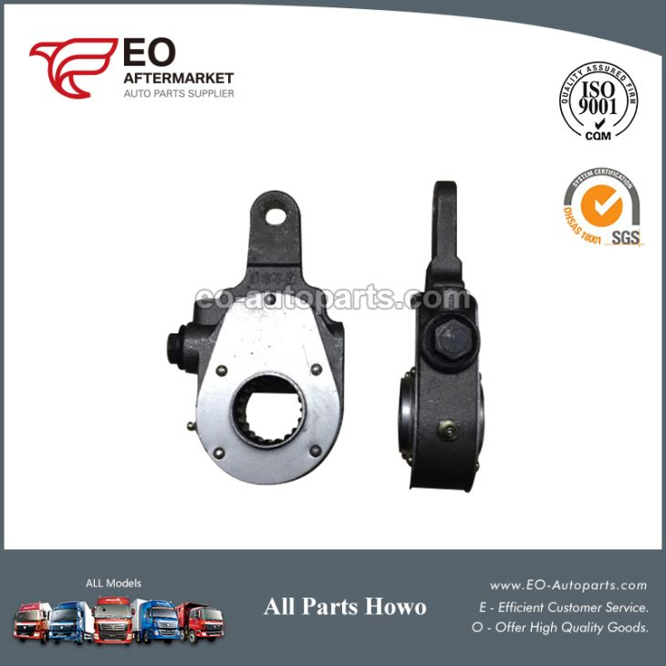 Sinotruk Howo And Steyr Truck Spare Parts Manual Brake Front Slack Adjuster, Adjustable Arm AZ9100440005