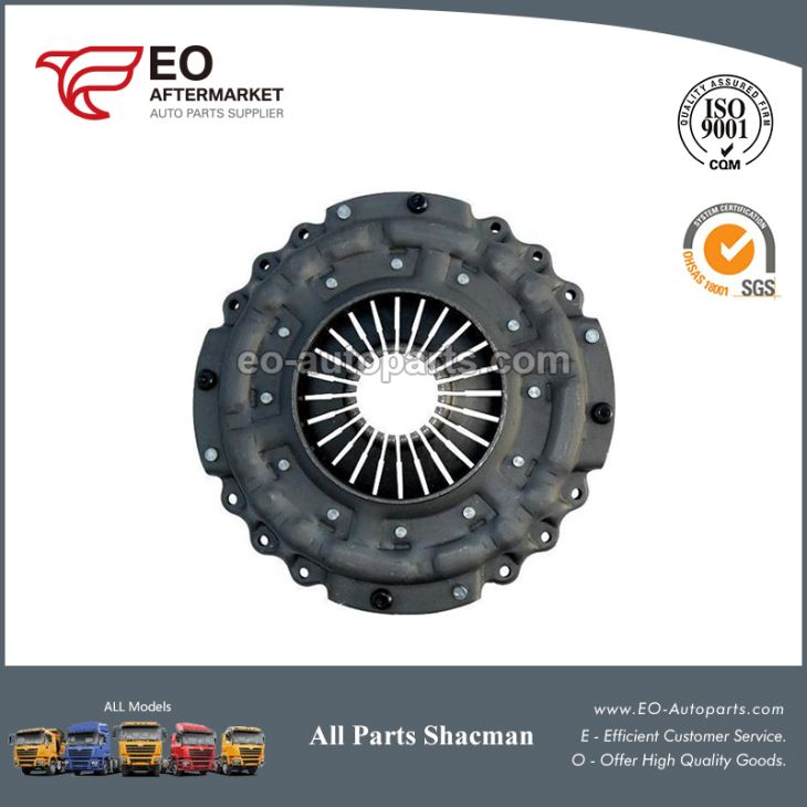 SHAANXI Shacman Heavy Duty Truck Parts Clutch Cover Assembly DZ9114160024