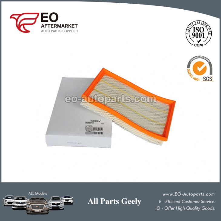 Manufacturer Parts Air Filter 1016002627 For 2011-2017 Geely Emgrand X7