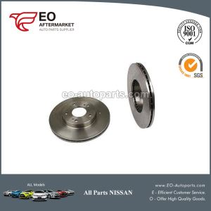 Nissan Pathfinder Brake Disc