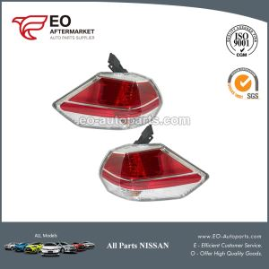 Nissan Rogue Tail Lamp