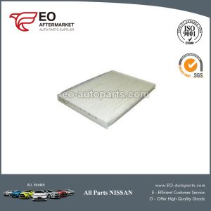 Nissan Sentra Cabin Air Filter