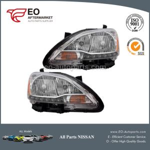 Nissan Sentra Headlamp