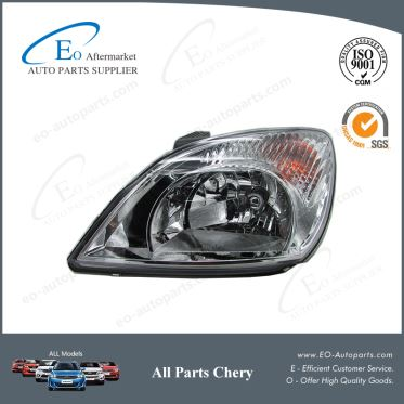 Chery Headlight Head Lamp Set T11-3772010 for Chery T11/ Tiggo/ MVM