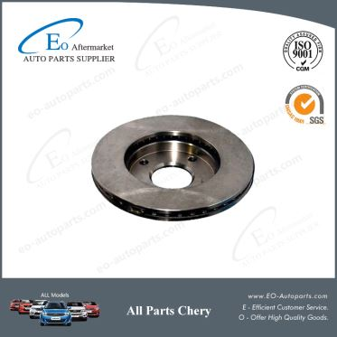 Auto Parts Casting Front Brake Rotors Chery A13A Very A13-3501075