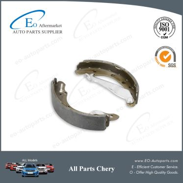 Brake Shoes Rear Set for Chery A13A Very A15-3502170