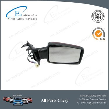 Chery Very Left View Mirrors Assy A13-8202010BADQ for Chery A13A/Very