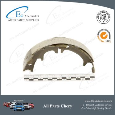 A13 Rear Brake Shoes A11-3502170 for Chery A13 Fulwin/Forza/Bonus/MVM 315