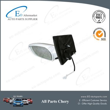 Left Rearview Side View Mirrors A13-8202010BA Chery A13/Forza/Bonus/MVM 315