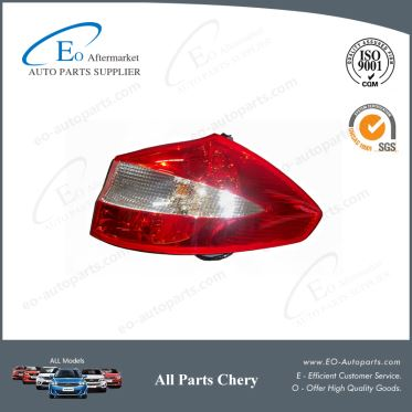 Rear Lamps Tail Lights A13-3773020 for Chery A13 Fulwin/Forza/Bonus/MVM 315