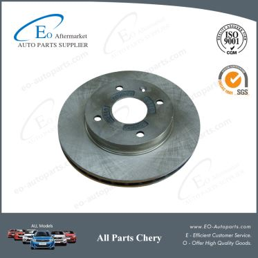 High Quality Chery Brake Disc Front B11-3501075 for Chery B11 Eastar
