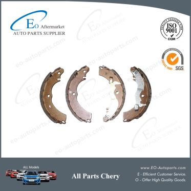 Auto Parts Chery Brake Shoes Rear S21-3502080 for Chery B11 Eastar