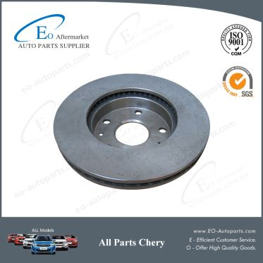 High Quality Brake Disc Front B14-3501075 for Chery B14 Cross Eastar V5