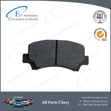Chery Brake Pads Front B14-6GN3501080BA for Chery B14 Cross Eastar V5