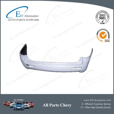 Chery Spare Parts Rear Bumpers B14-2804111 for Chery B14 Cross Eastar V5