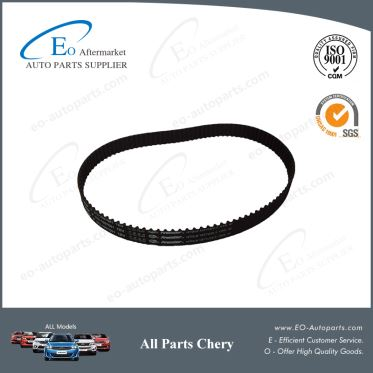 Car Accessories Timing Belts 372-1007081 for Chery B14 Cross Eastar V5