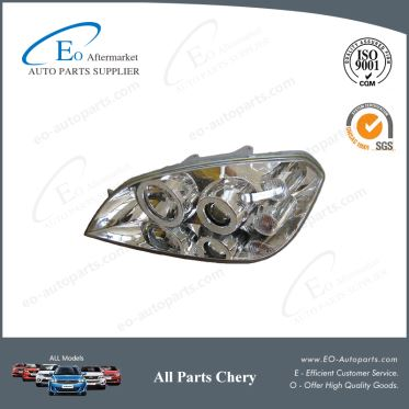 Hot Sale Front Headlights Lamps B14-3772020BB for Chery B14 Cross Eastar V5