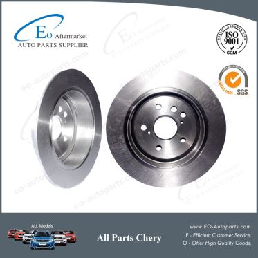 Wholesales S11 Brake Disc Rotors Rear S11-3502075 for Chery MVM 110/QQ/Sweet