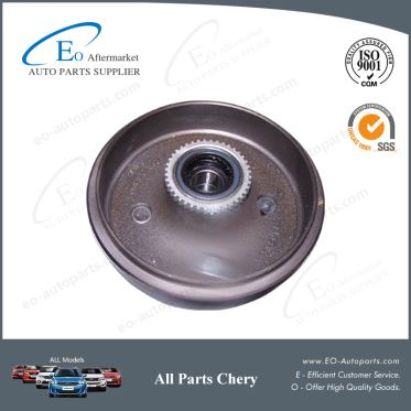 OE Quality S11 Brake Drums Rear S11-3502031AB for Chery MVM 110/QQ3/S11/Sweet