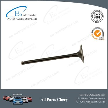 Intake Valve and Exhaust Valve 372-1007011 for Chery MVM 110/QQ3/S11/Sweet