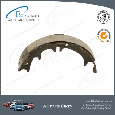 Auto Parts Chery Brake Shoes Rear S21-3502080 for Chery S12 Kimo Arauca