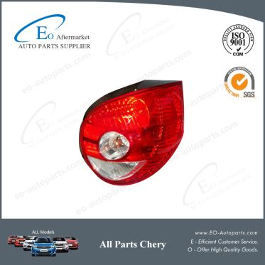 Tail Lights Rear Lamps L:S18D-3773010 R:S18D-3773020 for Chery S18D Indis