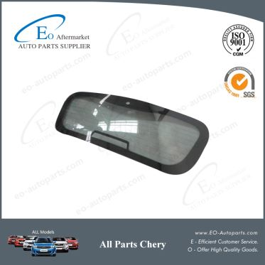 Chery S18D Indis Glass Back with A Hole for the Wiper Blade S18D-5206020