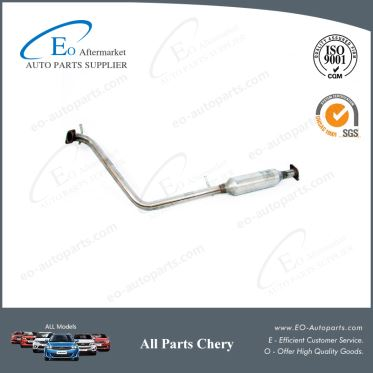 Chery S18D Indis EXHAUST SYSTEM Front Silencer S18D-1201110