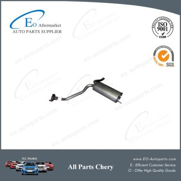 Chery S18D Indis EXHAUST SYSTEM Rear Silencer S18D-1201210