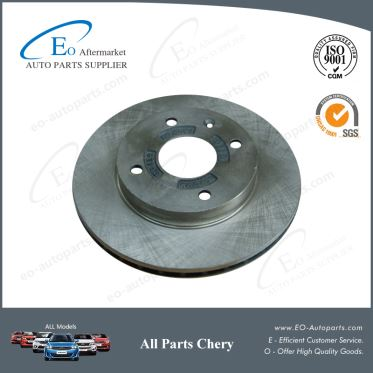 Brake Disc Rotors Front S21-3501075 for Chery S21/QQ6/Speranza A213/Jaggi