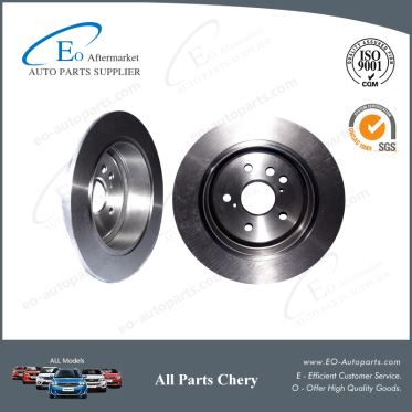 Brake Disc Rotors Rear S21-3502075 for Chery S21/QQ6/Speranza A213/Jaggi