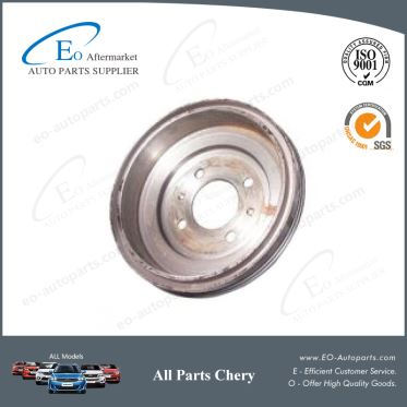 Rear Brake Drums S21-3502030 for Chery S21/QQ6/Speranza A213/Jaggi