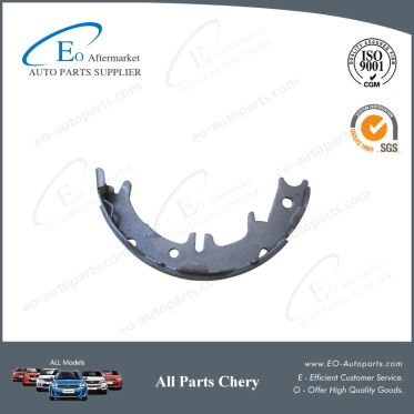High Quality Brake Shoes Rear S21-3502080 for Chery S21/QQ6/Speranza A213/Jaggi