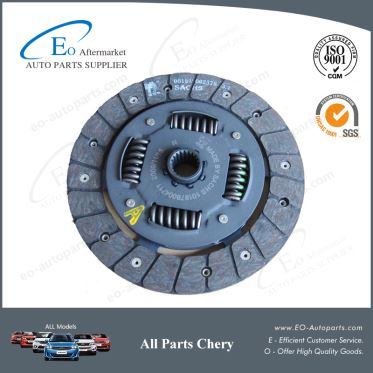 High Quality Clutch Discs S21-1601030BA for Chery S21/QQ6/Speranza A213/Jaggi
