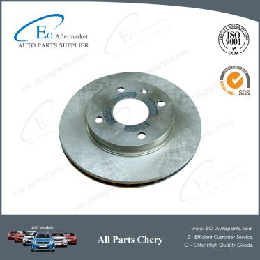 High Quality Brake Disc Front M11-3501075 for Chery A3 Orinoco M11 Tengo