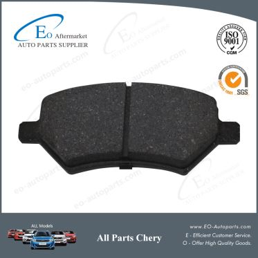 Chery Auto Parts Brake Pads M11-3501080 for A3 Orinoco M11 Tengo